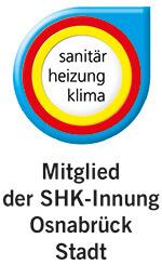 MItglied SHK-Innung Osnabrueck Stadt